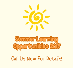 Contact Us for summer 2017 learning opportunities